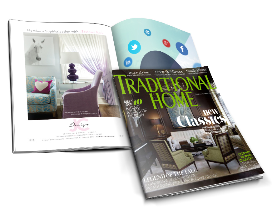 Interior Designer Traditonal Home October 2017