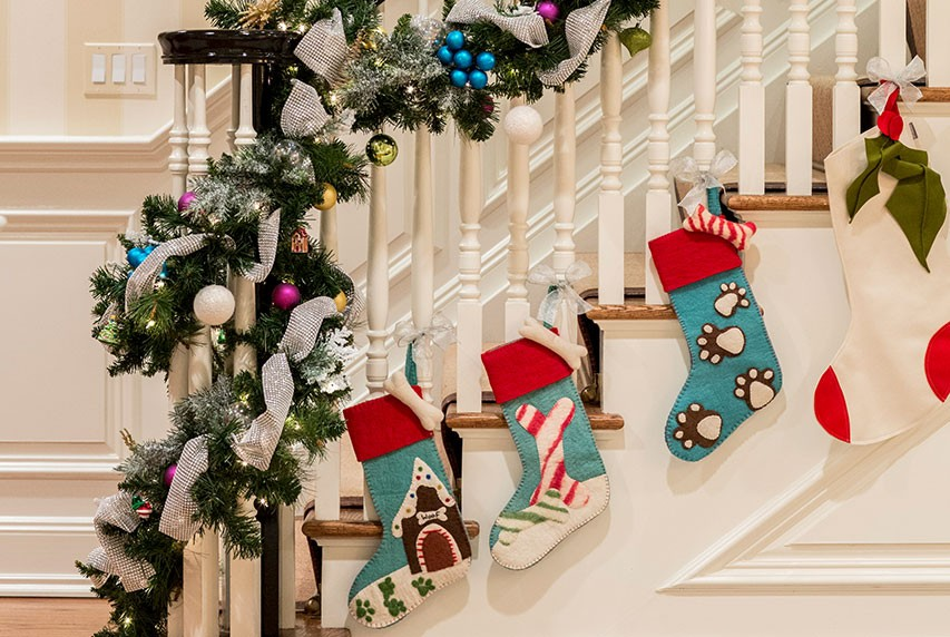In Interior Design Countdown To The Holidays Ten Simple Home Fixes Get Holiday Ready